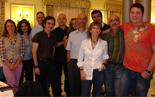 Equipo ELIS-Meeting 2008